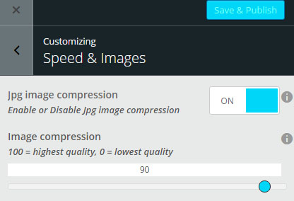 jpg compression wordpress